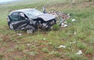 Fatal head-on crash on the Osizweni road