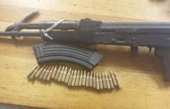 Father and son caught with unlicensed firearms and ammunition