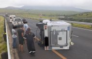 No injuries in road crash on the N3 South, Harrismith
