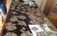 Police confiscate drugs worth R67 400.00