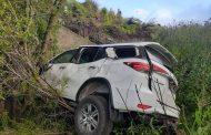 One injured in road crash on the Harrismith and QwaQwa Road