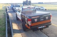 One person injured in collision near Alberton
