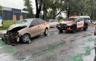 Three injured in head-on collision in Centurion