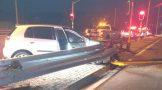 No injuries in collision on the Garsfontein Bridge