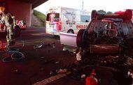 Several injured n a road crash in Florida Glen