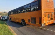 Bus collision in Constantia Kloof