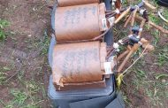 Alleged tower batteries, transformer and cable thief falls to his death and accomplices nabbed