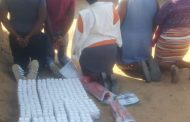 Five arrested for possession of explosives and ARV tablets