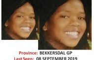 Bekkersdal SAPS still searching for missing woman