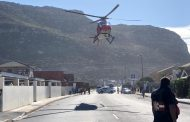 Motorcyclist evacuated after collision at intersection in Fish Hoek