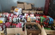 Tarkastad SAPS confiscates million rands worth of alcohol, beverages and spirits