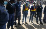 Supermarkets in the city of Polokwane visited to check on compliance with regard to COVID-19