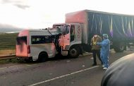 Death Toll in Eastern Cape collision rises to 15