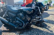 Biker injured in motorcycle collision in Northgate
