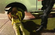 Robbery suspect apprehended in Brindhaven