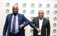 MEC Ntuli bids farewell to HOD Sibusiso Gumbi