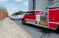 One person injured in vehicle rollover in Sandton