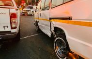 One person injured in collision at intersection in Edenburg, Johannesburg
