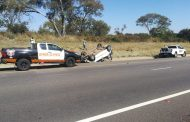Driver injured in vehicle rollover in Pretoria East