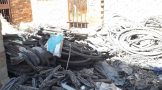Suspects arrested for tampering with infrastructure and possession of suspected stolen aluminium cables worth millions