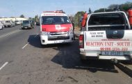 Pedestrian injured in road crash in Verulam