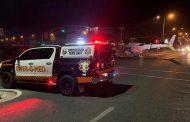 Biker injured in crash in Fourways