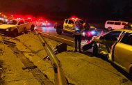 Two injured in collision on the N1, Rivonia