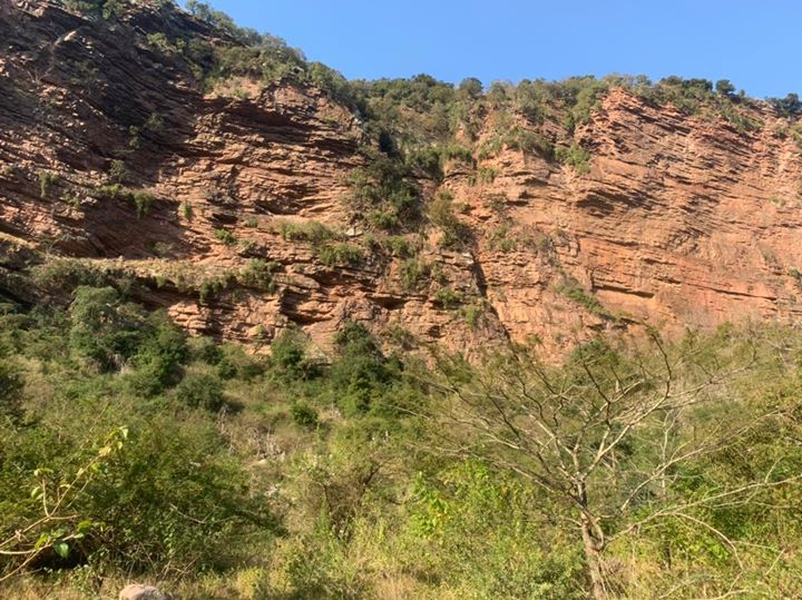 Man falls down 400m cliff face in Mariannhill