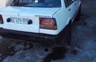 Theft of motor vehicle in Sastri Park