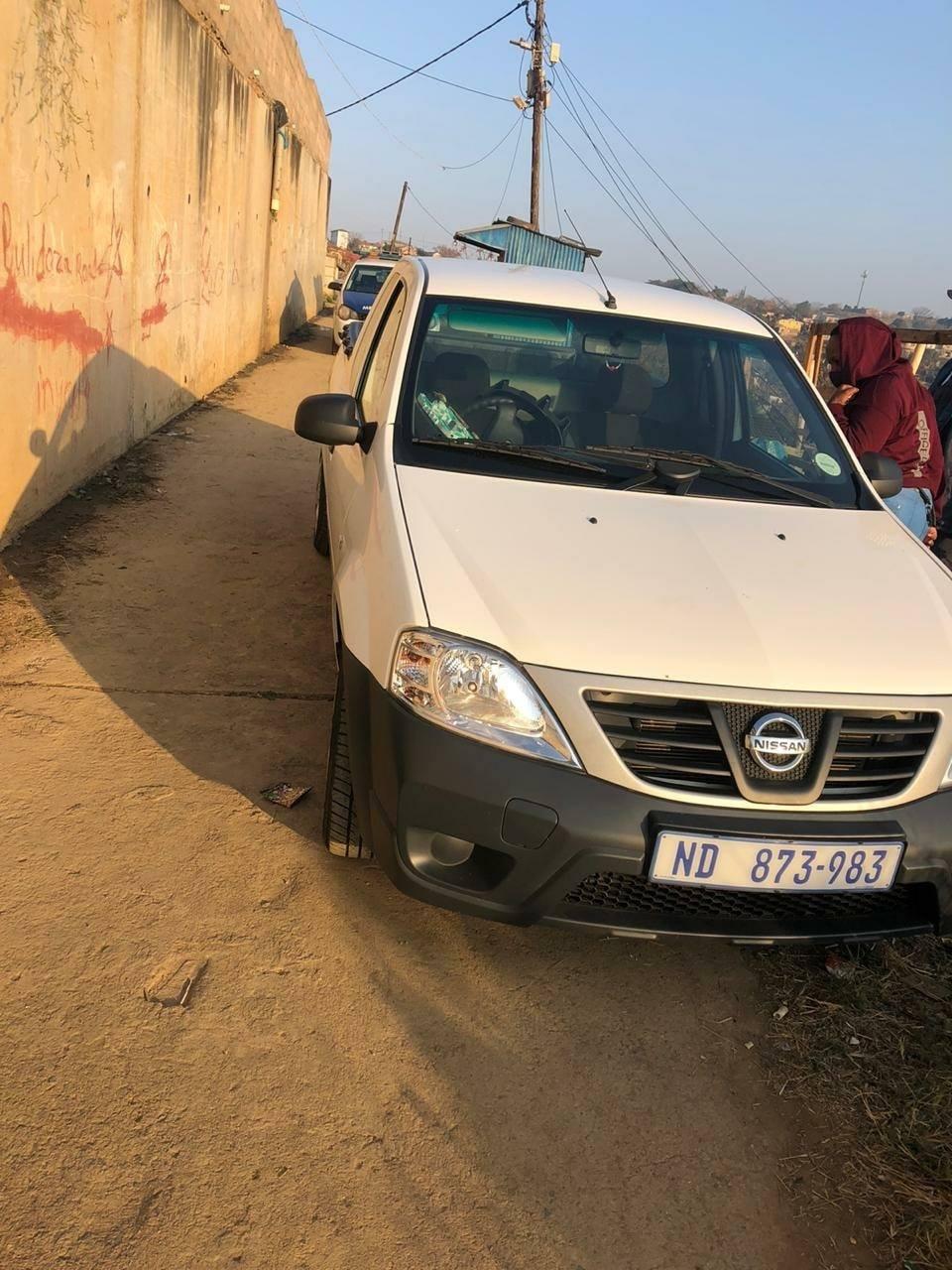 Stolen vehicle recovered in Winkelspruit