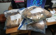 Police intercepts dagga consignment destined for delivery in Upington