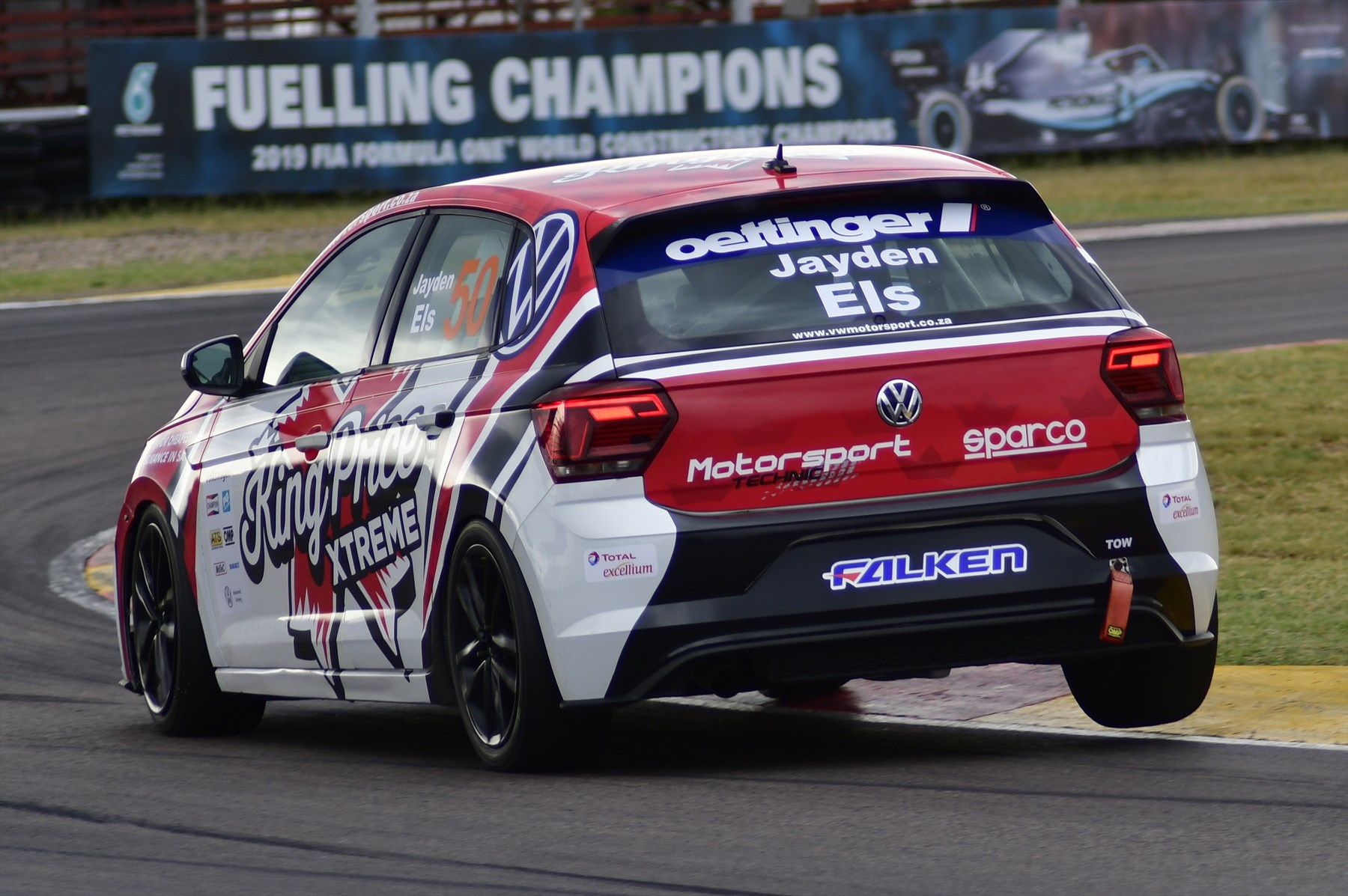 Lights about to turn green for Volkswagen Motorsport