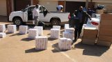 Hawks discover illicit cigarettes warehouse in Mokopane
