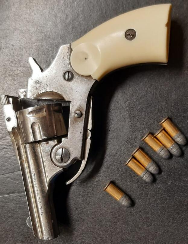 Several suspects disarmed in the Western Cape