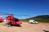 Injured hiker airlifted from Caledon mountains