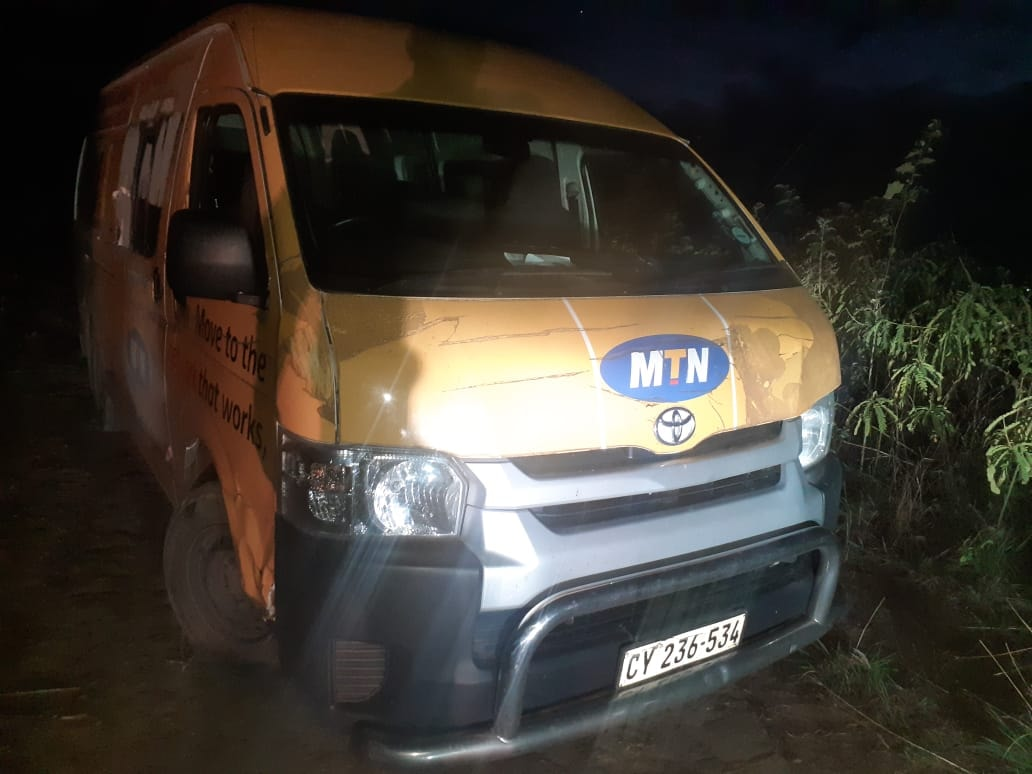 Hijacked vehicle recovered in Ndwedwe