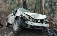 KwaZulu-Natal: Driver injured after slamming into tree