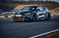 Hyundai launches electrified 596 kW RM20e Racing Midship Sports Car