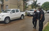 Stolen vehicle recovered in Greenbury