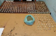 Drugs confiscated in Bishop Lavis