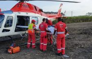 Patient airlifted after falling from a tractor in Mtunzini