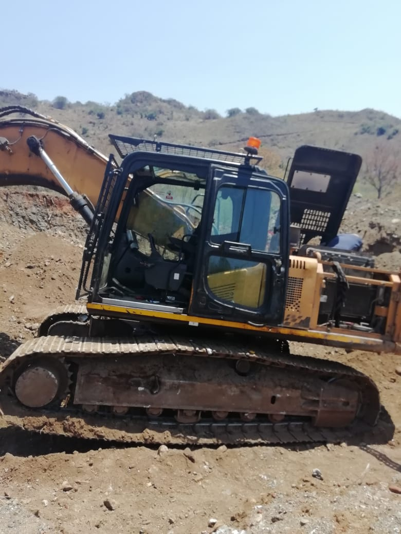 Police arrest sixteen alleged illegal miners and confiscate mining equipment worth R10 million