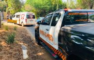 One person injured in a collision in Randburg