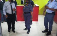 Eastern Cape Provincial Commissioner lead Safer Festive Season Operations in the Buffalo City Metro