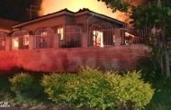 House engulfed in flames was extensively damaged in Tongaat