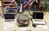 Mount Road police arrest suspect with alleged stolen property