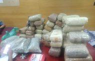 Drug dealer arrested with dagga valued at R147000 in Maitland
