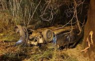 Two injured in a vehicle rollover in Wilgeheuwel
