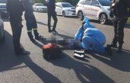 Pedestrian run over in Canelands, KZN