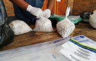 Drugs worth R300 000 confiscated in George